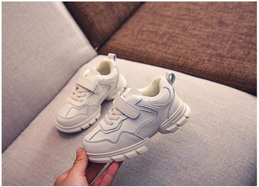YUBUKE Kids School Uniform Sport Shoes Outdoor Sneakers Running Shoes Sports Shoes