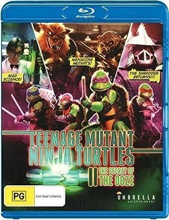 Teenage Mutant Ninja Turtles 2: Secret of the Ooze Francia ...