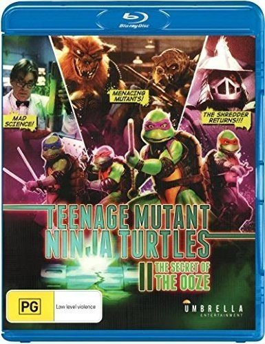 Teenage Mutant Ninja Turtles 2: Secret of the Ooze Francia ...