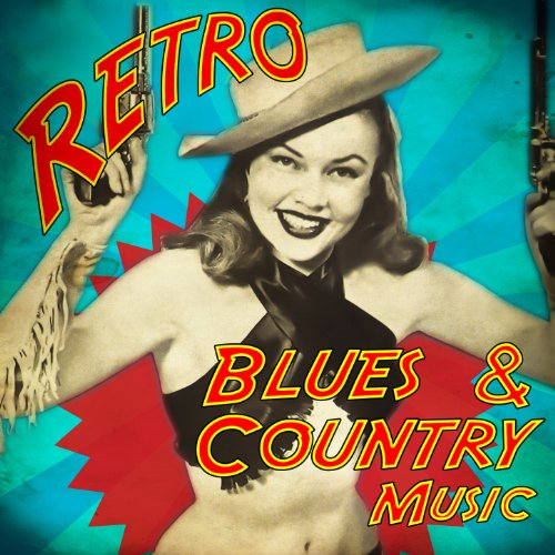 Retro Blues & Country Music