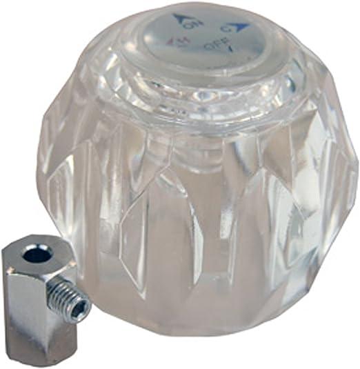 RV//Motorhome Tub Shower Faucet Valve Diverter Chrome Finish