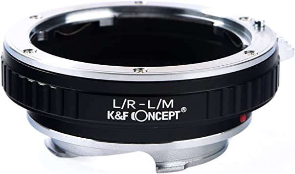 K/&F Concept Adapter for Leica M39 50-75mm Mount Lens to Leica M Camera M-P M240 M10