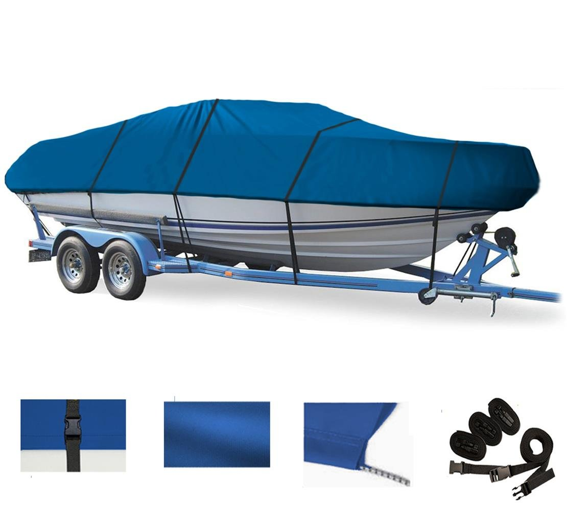 BLUE, GREAT QUALITY BOAT COVER FOR SEA DOO CHALLENGER 2000 2000-2004
