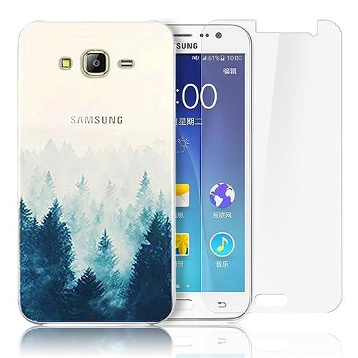 3 opinioni per Samsung Galaxy J5 Cover,Samsung Galaxy J500 Custodia , Paesaggio Scenario Ultra