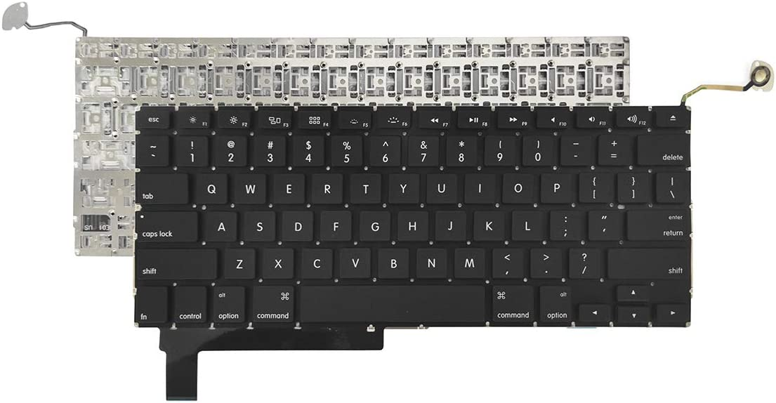 ICTION US Keyboard for MacBook Pro 15.4