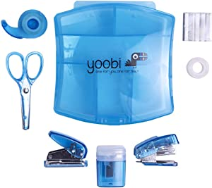 Desk Mini Supply Kit-Blue