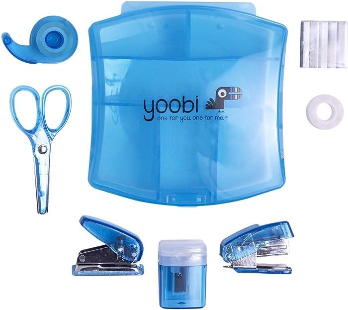 Desk Mini Supply Kit-Blue