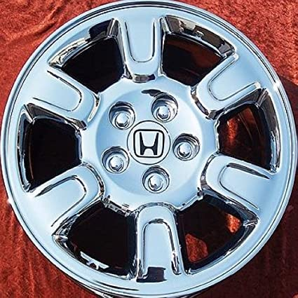 Honda Factory Rims >> Amazon Com Honda Ridgeline Set Of 4 Genuine Factory 17inch Chrome