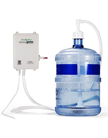 Bottled Water Dispensing Pump System, 115-127V AC Replaces Bottled Water System Best for