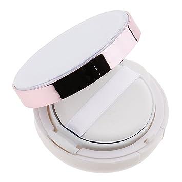 a5348832d8ec Baoblaze Empty Luxurious Portable Make-up Powder Cream Container Air ...
