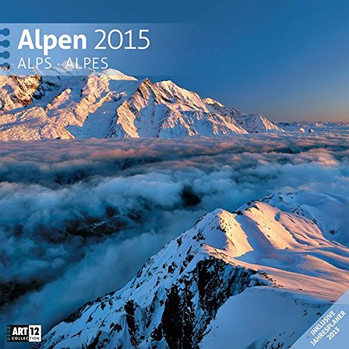 Alpen 30 x 30 cm 2015