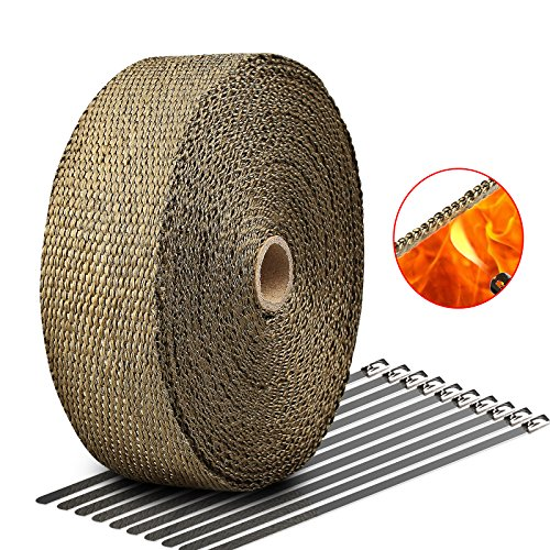 Exhaust Heat Wrap - 3