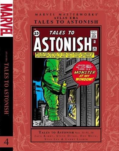 Marvel Masterworks: Atlas Era Tales To Astonish Volume 4 ebook