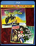 THE WASP WOMAN - BEAST FROM HAUNTED CAVE Blu ray