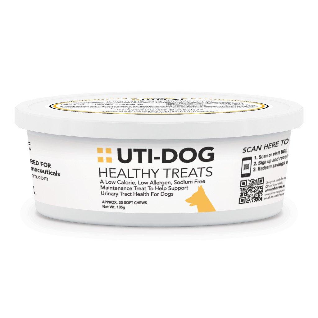 Animal Pharmaceuticals 30 Count UTI-Dog Healthy Treats