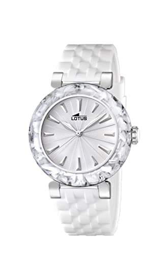 9ba124e34e95 Lotus 15852 1 - Reloj analógico de Cuarzo para Mujer