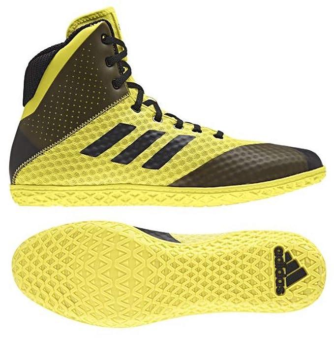 Amazon.com  adidas Mat Wizard 4 Wrestling Shoes - Mens  Sports   Outdoors 0adac28a7