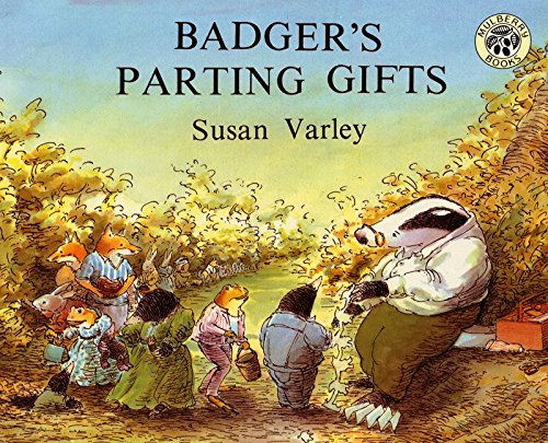 Amazon | Badger's Parting Gifts | Varley, Susan, Varley, Susan ...