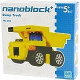 ナノブロックプラス ダンプカー PBS-004