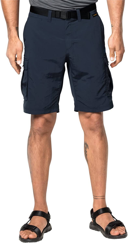 Jack Wolfskin Men's Canyon Cargo Shorts
