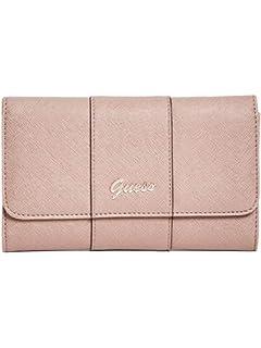 Amazon.com: GUESS Factory Womens Sullivan Wallet Gift Set ...