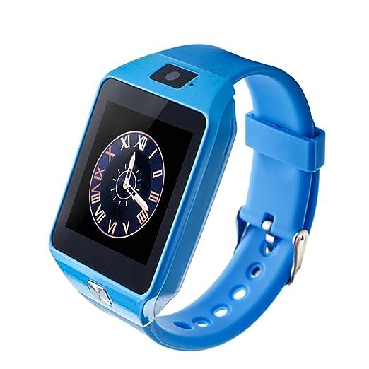 Reloj niño versión pintada del reloj inteligente dz09 - reloj para estudiantes, posicionamiento GPS/