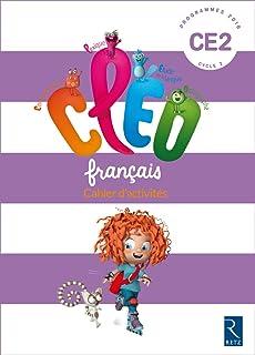 CLEO Francais CE2 cycle 2: cahier dactivites