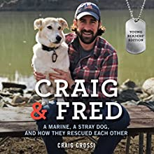 Craig & Fred Young Readers' Edition Audiobook by Craig Grossi Narrated by Craig Grossi