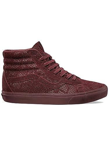 Hi DxreptileBordeaux Vans Sk8 Reissue Taille37 Chaussures