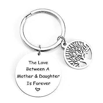 Llavero de árbol de la vida de la abuela y mamá, regalo de ...