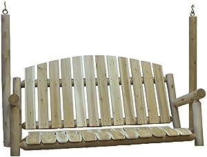 Lakeland Mills CF75 Country Porch Swing, 5'