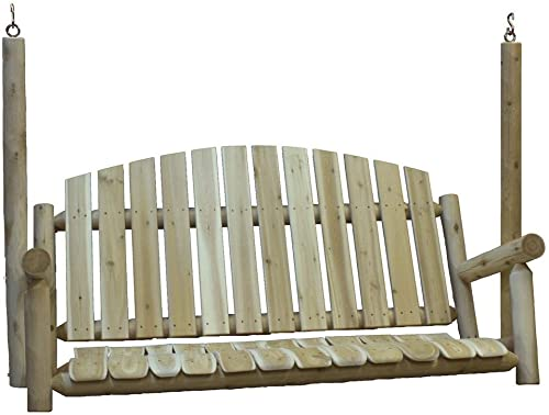 Lakeland Mills CF75 Country Porch Swing
