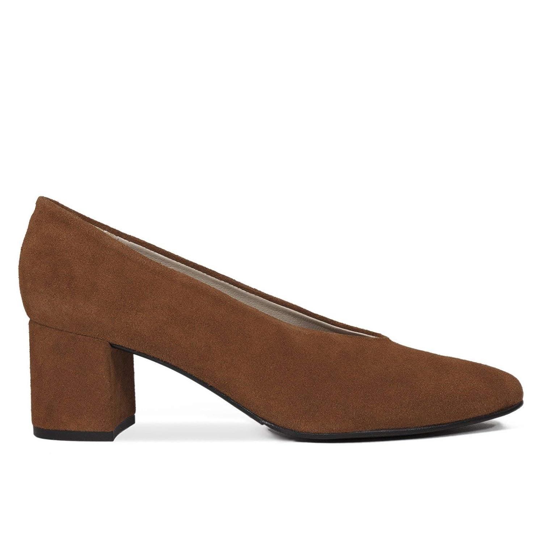 TALLA 41 EU. Zapatos Salón. Zapatos Piel Mujer Hechos EN ESPAÑA. Zapatos Tacón Cuero. Zapato Mimao. Zapatos Mujer Tacón. Zapatos Mujer Fiesta. Zapato Cómodo Mujer con Plantilla Confort Gel