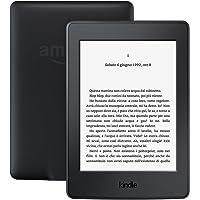 """Kindle Paperwhite (generazione precedente 7ª), schermo da 6"""", con luce integrata, Wi-Fi (nero) –"""