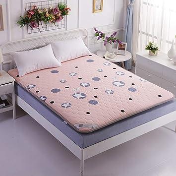 Amazoncom Redsun Sleep Mattress Topperfoldable Tatami Floor Mat