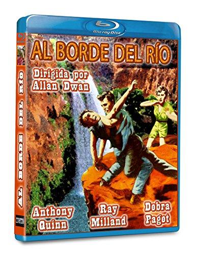 Al Borde del Río 1957 The River's Edge [Non-usa Format: Pal -Import- Spain ]