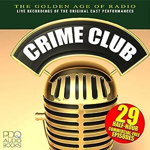 Crime Club Radio/TV Program