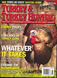 Turkey & Turkey, Winter 2008 Issue