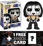 Sting: Funko POP! x WWE Vinyl Figure + 1 FREE Official WWE Trading