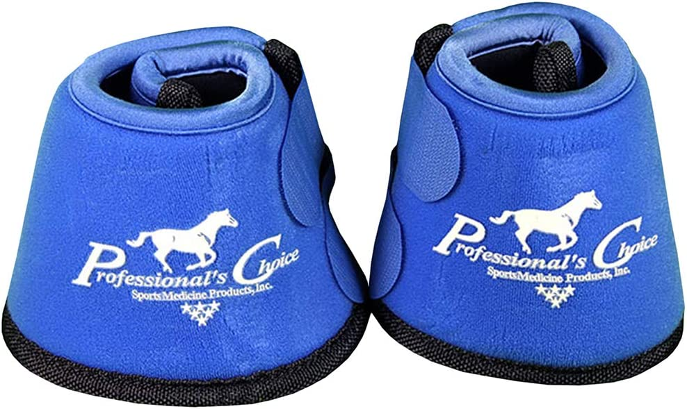 Professionals Choice Equine Quick Wrap Pair Wholesale Hoof Fees free Bell Boot
