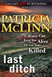 Book cover image for Last Ditch (Caught Dead in Wyoming, Book 4)