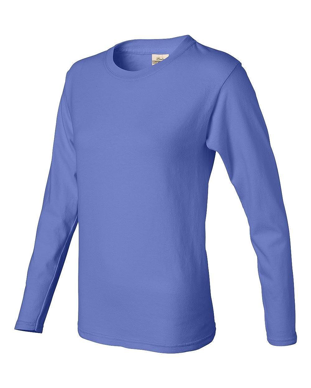Comfort Colors Womens 5.4 oz Ringspun Garment-Dyed Long Sleeve T-Shirt C3014