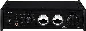 Teac AI503B USB-DAC/Premain Amplifier DTV Converter, Black