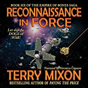 Reconnaissance in Force: Book 6 of The Empire of Bones Saga | Terry Mixon