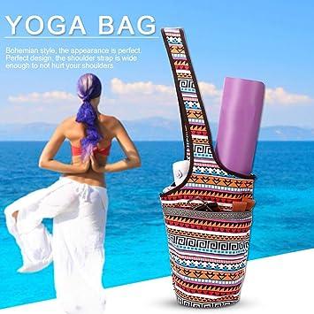 Ablerfly Bolsa Yoga para Esterilla - Funda Esterilla Yoga ...