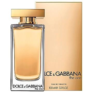 DOLCE   GABBANA the one Eau de Toilette Parfüm für Frauen, 100ml ... ccc8447eb346