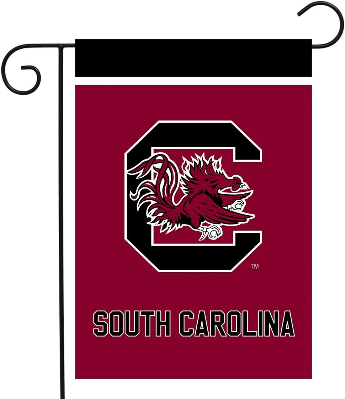 "Briarwood Lane South Carolina Fighting Gamecocks Garden Flag NCAA Licensed 12.5"" x 18"""