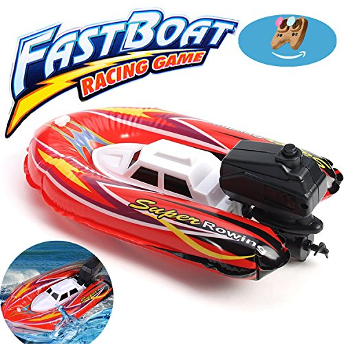 toy boat with motor - 1
