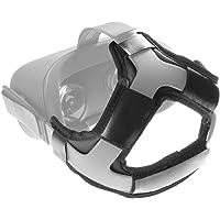 NEWZEROL 1 sztuka kompatybilna z Oculus Quest VR opaska na głowę poduszka wygodna poduszka na głowę Oculus Quest ze…