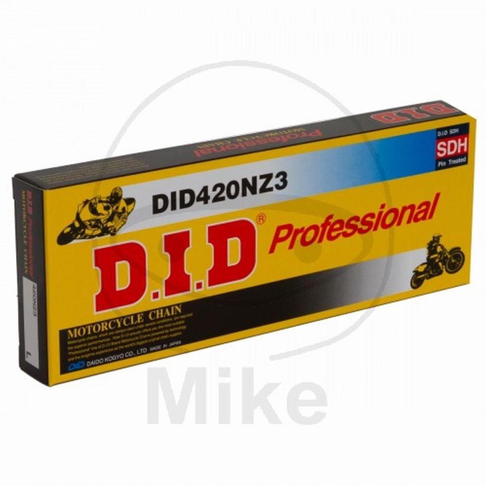 abierto con clip Candado 84/eslabones est/ándar DID Cadena 420/D